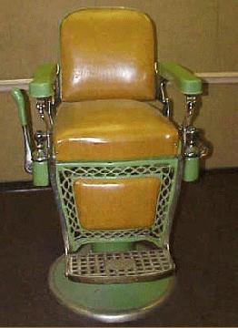Paidar-barber-chair