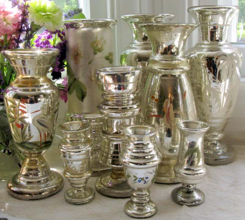 Mercury Glass 101 Mitzis Miscellany