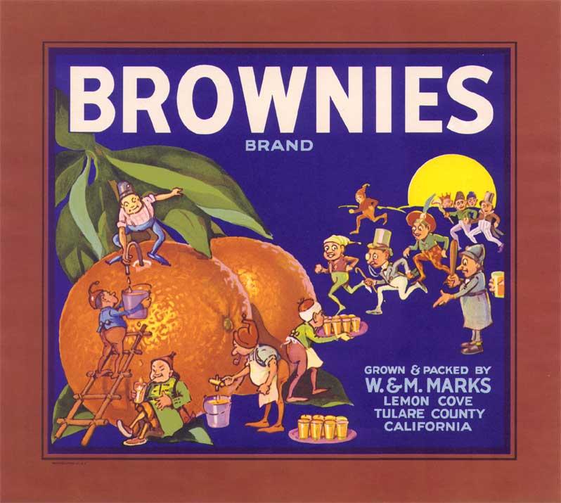 Palmer brownies
