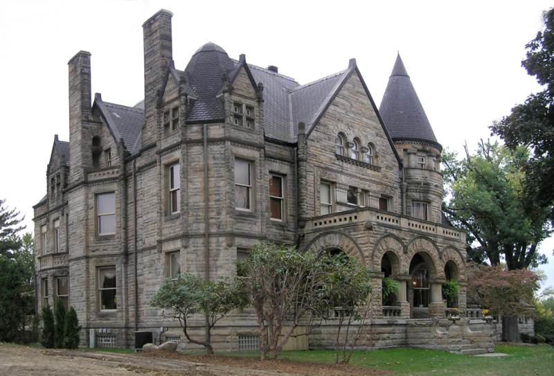 Eighteen Buhl Mansion