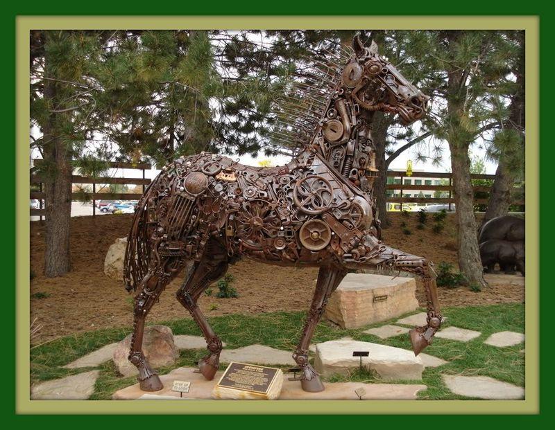 Harris Horse