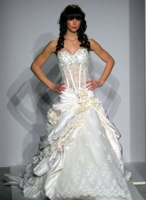 Skanky Wedding Dresses 62