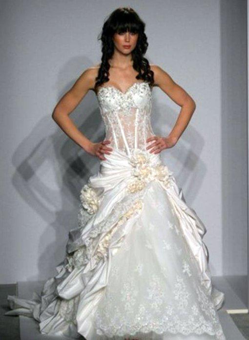 Skanky Wedding Dresses 62
