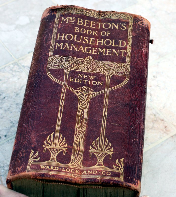 Mrs. Beeton's Book of Household Management - Mitzi's Miscellany