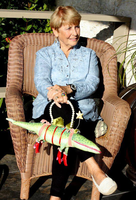 Mom & Gator