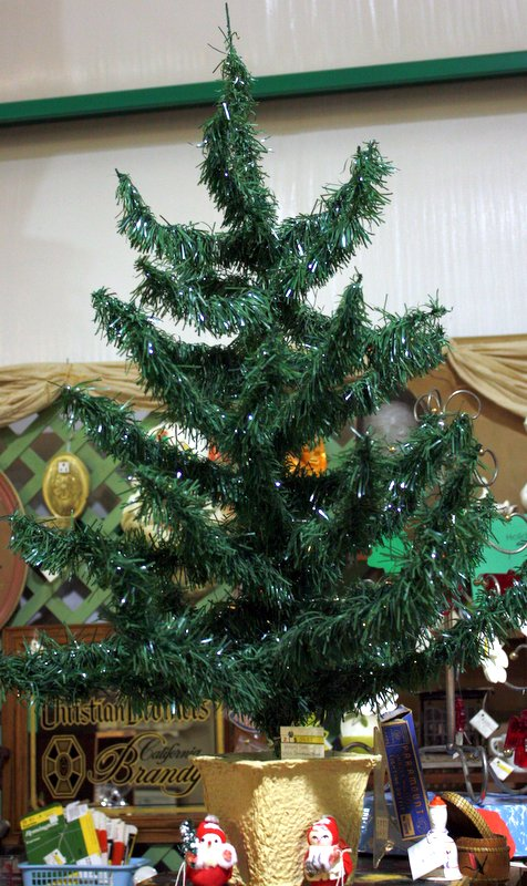 Expand Your Vintage Vocabulary Post 62 Mitzi's Miscellany - Vintage Artificial Christmas Trees