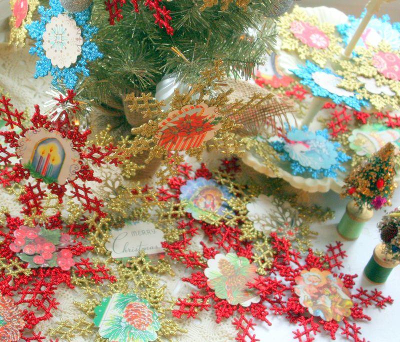 Mitzismiscellany_sparkle_snowflake_ornaments