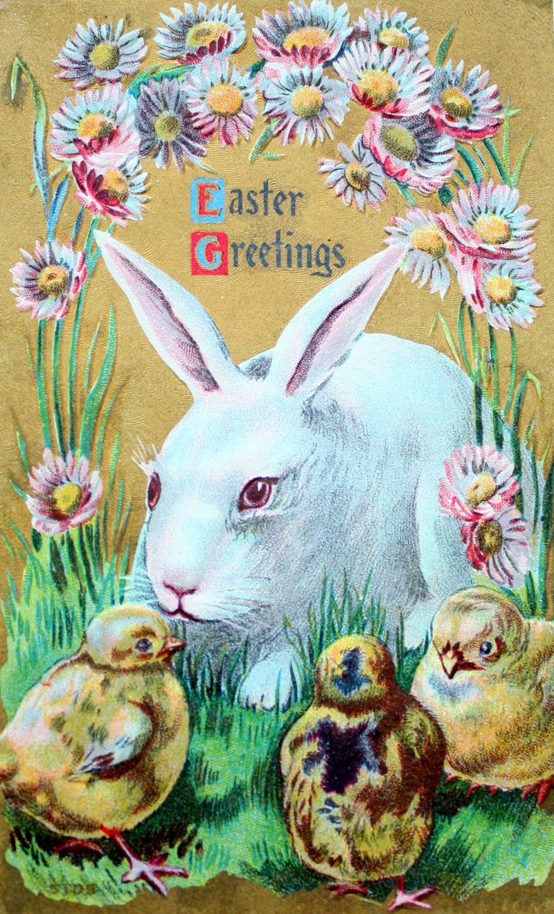 Mitzismiscellany_Easter_rabbit_postcard