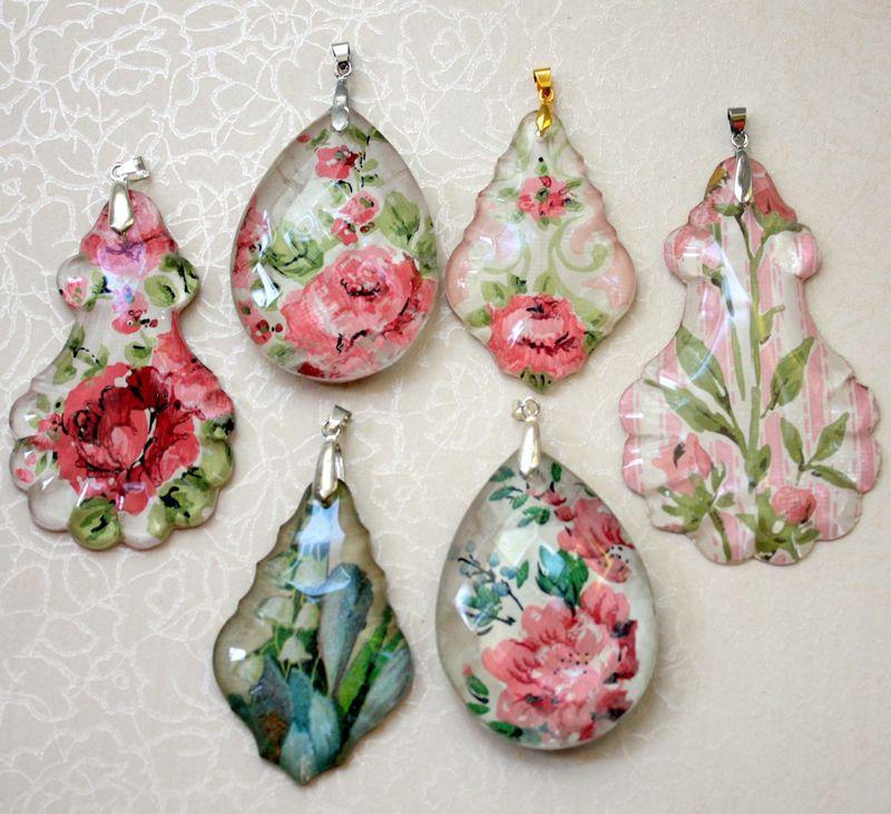 Mitzismiscellany_chandelier_pendants_group
